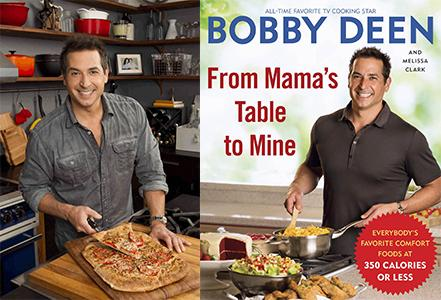 Bobby Deen Food Network Star Will Host A Dinner Inspired By His New