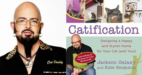 Jackson galaxy animal planet star will present for Jackson galaxy shop