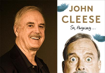 John Cleese Of Monty Python Live And In Conversation At