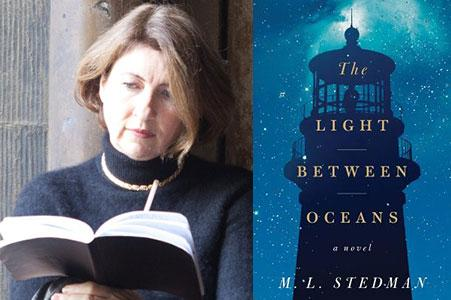 EVENT OVERVIEW: M.L. Stedman Will Present Her Bestselling Book The Light  Between Oceans.