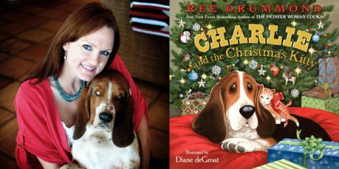 The Pioneer Woman returns! Ree Drummond autographs Charlie and the ...