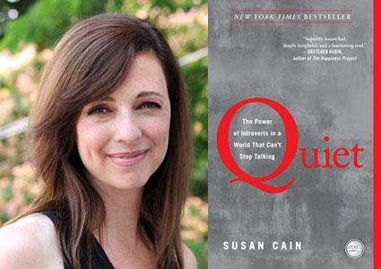 Susan cain husband