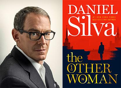 Image result for daniel silva the other woman