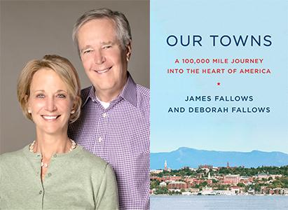 James & Deborah Fallows will present Our Towns: A 100,000 ...