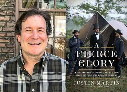 Justin Martin will Present his New Hardcover A Fierce