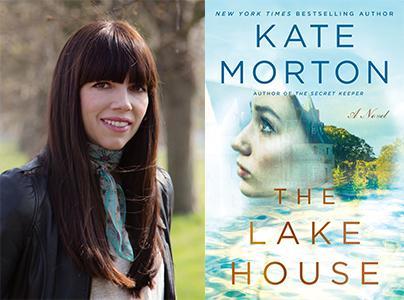 kate morton  Kate Morton will discuss her new novel The Lake House | Rainy Day Books